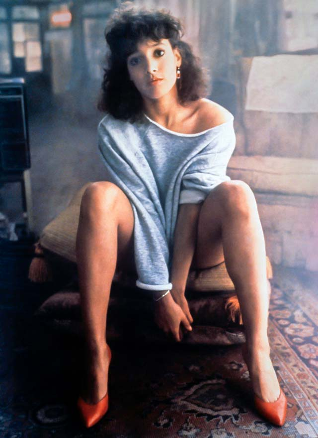 Joe Esposito - Lady, Lady, Lady - Music Video - FlashDance Soundtrack