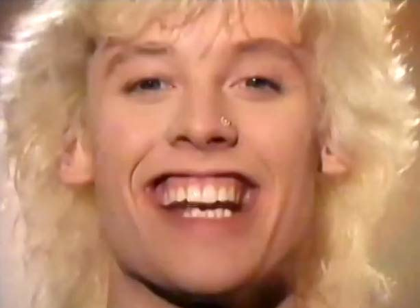 Kajagoogoo Turn Your Back On Me Official Music Video