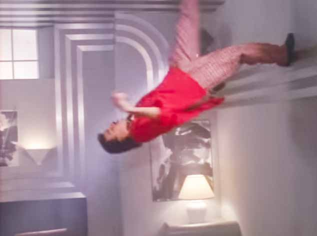 Nice Lionel Richie   Dancing On The Ceiling   Official Music Video