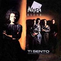 Matia Bazar Ti Sento Single Cover 80s