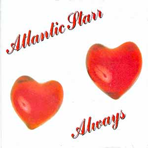 Atlantic Starr Always Official Single Cover