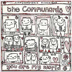 The Communards You Are My World Official Single Cover