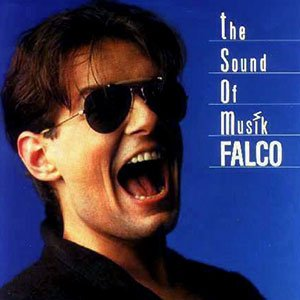 Falco Sound of Musik Single Cover 80s