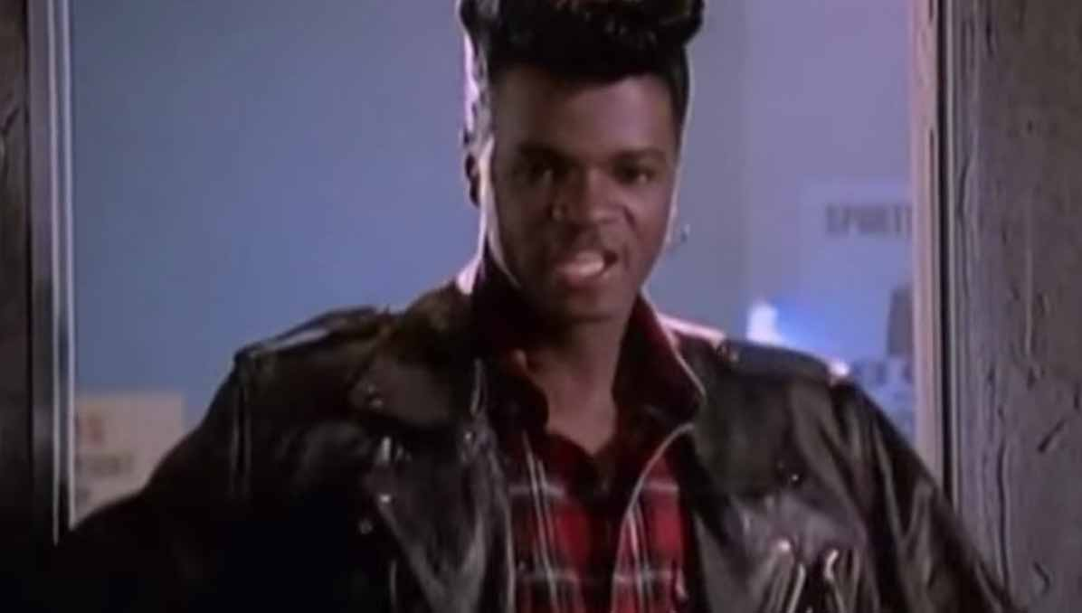 Jermaine Stewart Get Lucky Official Music Video