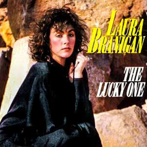 Laura Branigan Lucky One Single Cover