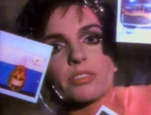 Liza Minnelli Losing My Mind Official Music Video