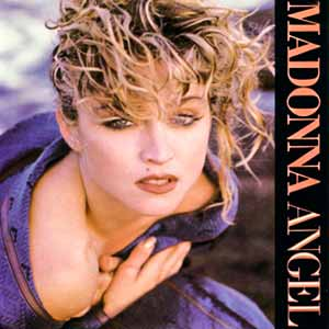Madonna Angel Single Cover