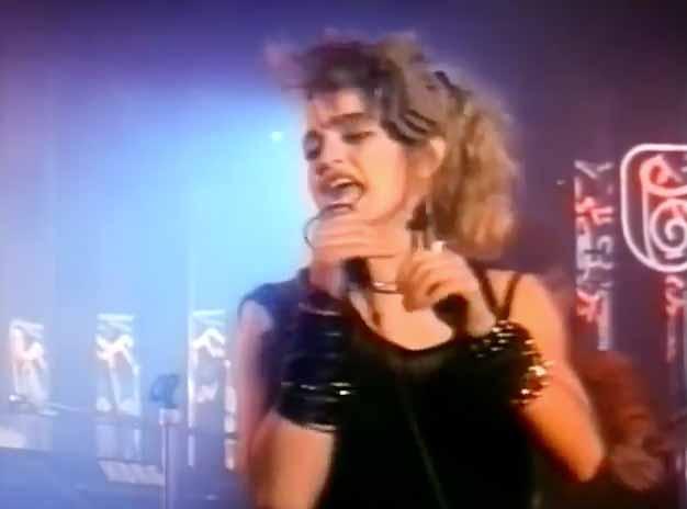 Madonna Gambler Official Music Video