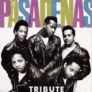 The Pasadenas Tribute Right On Single Cover