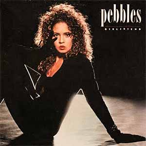 Pebbles Girlfriend Official Single Cover
