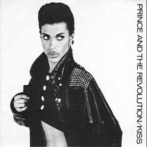 Prince Kiss Single Cover