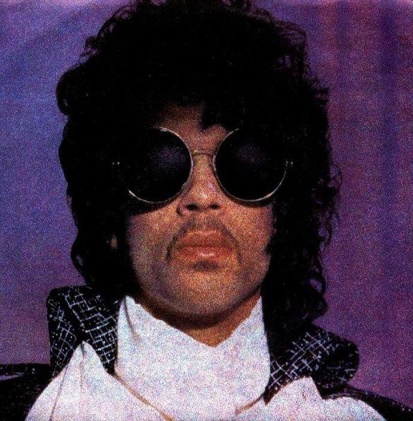 Prince The Revolution When Doves Cry Single Cover