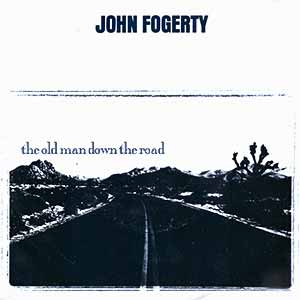 John Fogerty Old Man Down The Road Single Cover