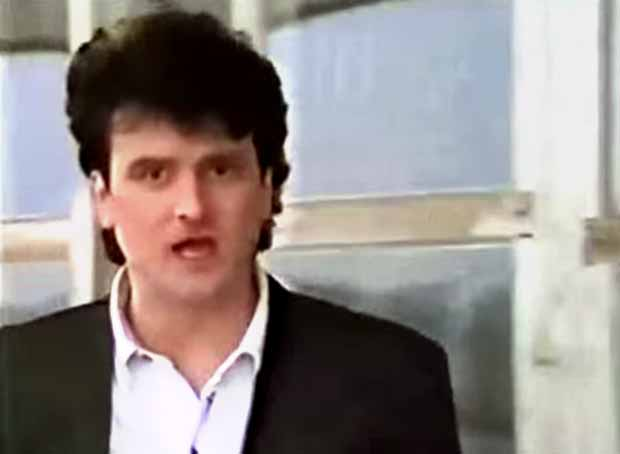 Les McKeown It's A Game Official Music Video