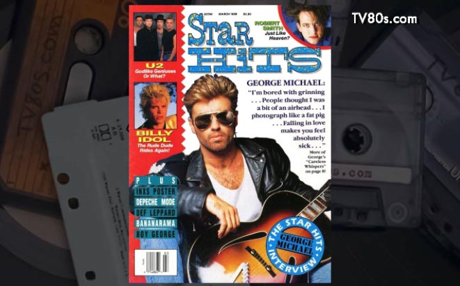 80s Magazine Covers Music 1988