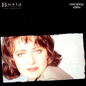Basia - Time and Tide - Single cover