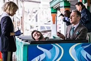 "Instinct Season 2 Episode 2 ""Broken Record"""