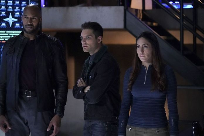 Agents of SHIELD Episode 608
