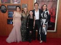 AnnabelleComesHome at the World Premiere 1 - The cast join of Annabelle 3  in Los Angelesat the World Premiere