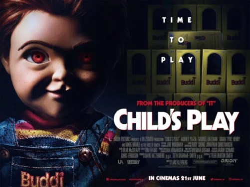 Childs Play 3 300x225 - Fantastic Movies That Release on June 21st - Child's Play | Toy Story 4  | Burn Your Maps