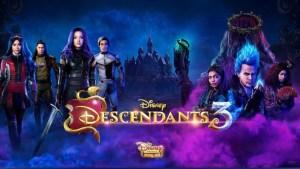 Get the official trailer for Descendants 3