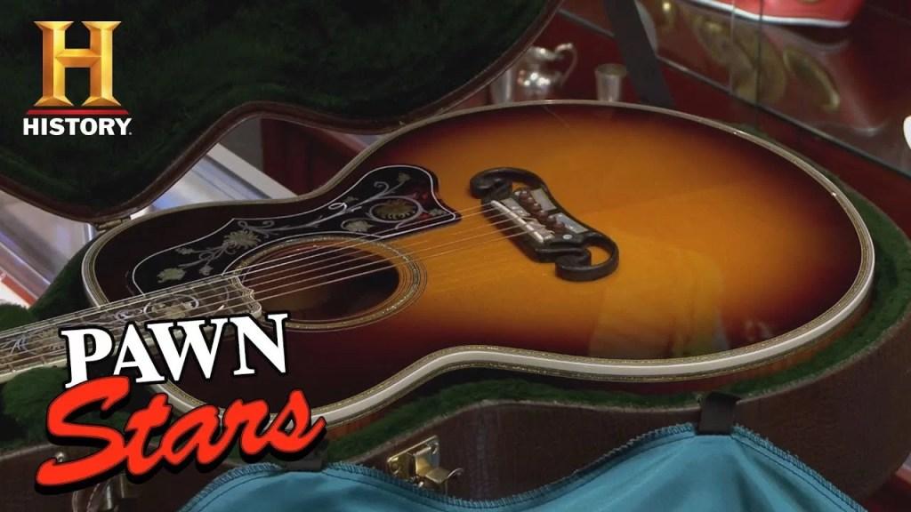 Pawn Stars Season 13 : A Custom Fender Steel Guitar Impresses Corey