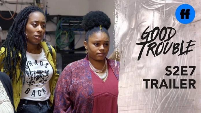 Good Trouble Season 2 Episode 7