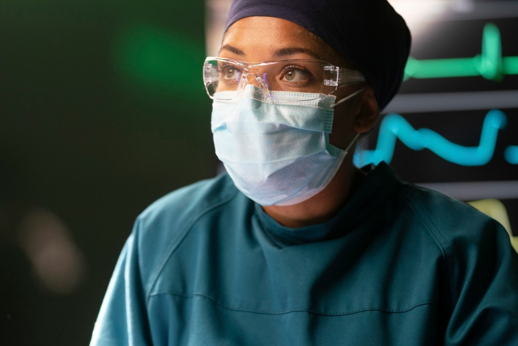 The Good Doctor Season 3 Episode 3 ANTONIA THOMAS