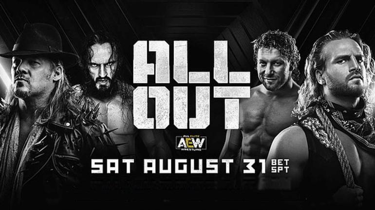 AEW All Out Highlights