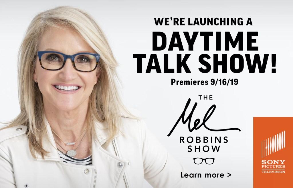Mel Robbins show episode 1
