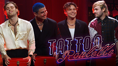 The Late Late Show With James Corden 5 Seconds of Summer