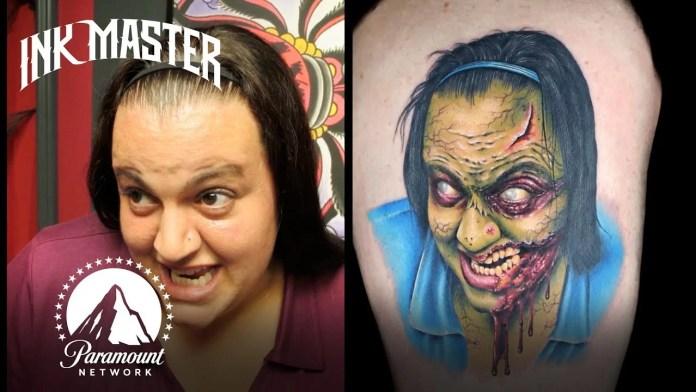 Ink Master Best Halloween Tattoos