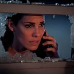 """""""Mother"""" - Pictured: Daniela Ruah (Special Agent Kensi Blye). Akhos Laos (Carl Beukes), a former black ops agent originally recruited and trained by Hetty Lange, returns to seek revenge on Hetty for the life she introduced him to, on the 250th episode of NCIS: LOS ANGELES, Sunday, Dec. 1 (9:30-10:30 PM, ET/9:00-10:00 PM, PT) on the CBS Television Network. Series regular Eric Christian Olsen co-wrote the episode with Babar Peerzada. Photo: Ron Jaffe/CBS ©2019 CBS Broadcasting, Inc. All Rights Reserved."""