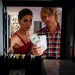 """Answers"" - Pictured: Daniela Ruah (Special Agent Kensi Blye) and Eric Christian Olsen (LAPD Liaison Marty Deeks). While the team investigates the theft of a computer virus, Callen and Sam consider their future at the agency, Kensi and Deeks discuss having children, and Eric and Nell analyze the impact of Eric's undercover assignment on their relationship. Also, the team tracks Mara (Arielle Vandenberg), a crooked upscale banker, on NCIS: LOS ANGELES, Sunday, Dec. 8 (9:30-10:30 PM, ET/9:00-10:00 PM, PT) on the CBS Television Network. Photo: Cliff Lipson/CBS ©2019 CBS Broadcasting, Inc. All Rights Reserved."