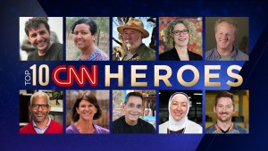 Top 10 CNN Heroes 2019 An All-star Tribute Will Air Live December 8th