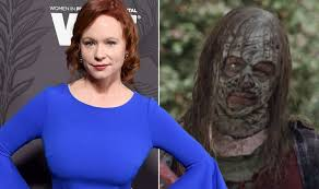 AMC's talks about with the Thora Birch - rise in ranks Gamma in The Walking Dead