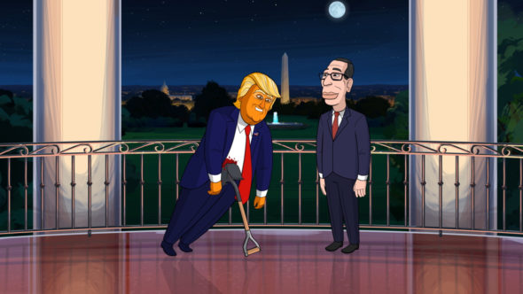 Showtime Releases Official Trailer of Our Cartoon President Season 3
