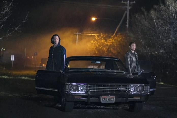 Supernatural Season 15- Episode- 14