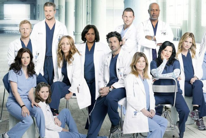 Grey's Anatomy Season 16 Episode 15