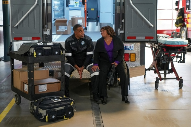 'Grey's Anatomy'Crossover Event With Station 19 Recap