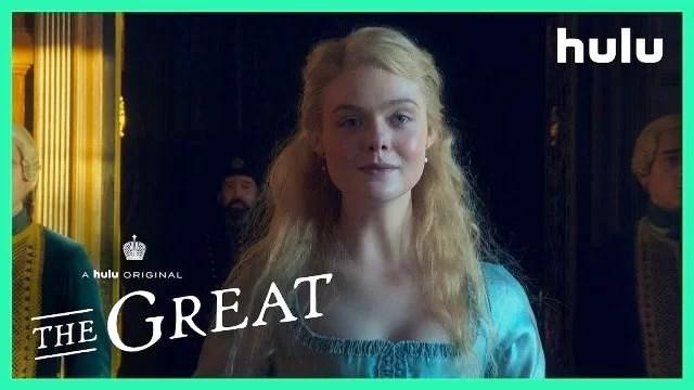 Hulu Series The Great