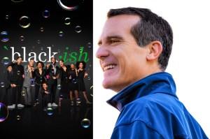 Black-ish Season 6 Episode 19 - Best Supporting Husband - Guest Star Mayor Eric Garcetti