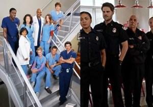 Grey's Anatomy Season 16 Episode 17 - Crossover Event Station 19
