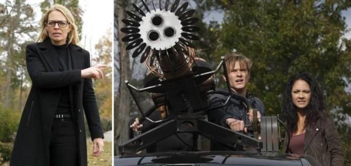 MacGyver Season 4 Episode 12 - Jeri Ryan Returns as MacGyver's Aunt Gwen