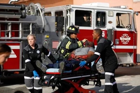 Station 19 Season 3 Episode 12 Recap Good Bye - Pruitt Herrera Died