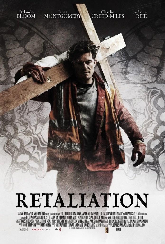 Retaliation - movie (2020) poster
