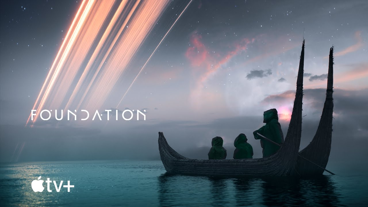 Apple TV's New Series Foundation 2021 - Plot - Official ...