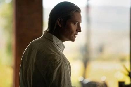 Yellowstone season 3 episode 4 - Going Back to Cali Gil Birmingham as Thomas Rainwater.
