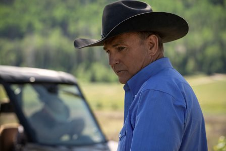 Yellowstone season 3 episode 4 - Going Back to Cali - Kevin Costner as John Dutton.