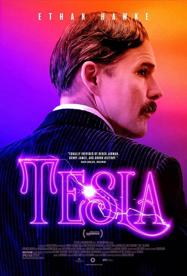 Tesla Movie 2020